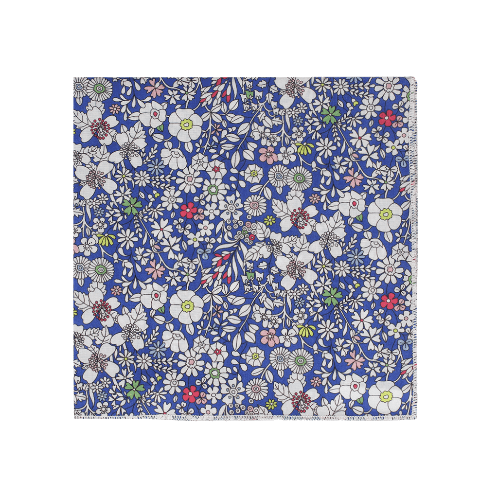 pochette de costume liberty june's meadow bleu gentille alouette