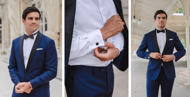 Remarquable 10 tenues d'invités de mariage pour 10 hommes stylés - Gentille ZX-55
