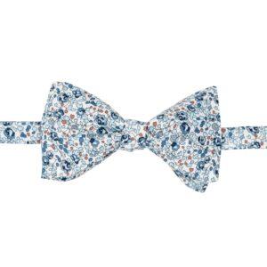 noeud papillon liberty eloise bleu