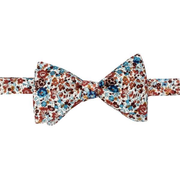 noeud papillon liberty emma and georgina pastel