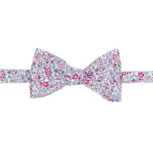noeud papillon liberty katie and millie fuchsia