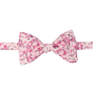 noeud papillon liberty mitsi valeria rose