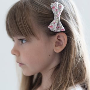 barrette eloise rose