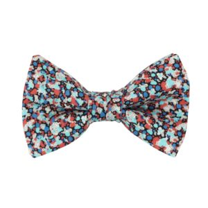 barrette pepper rouge bleu