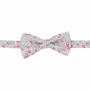 noeud papillon enfant eloise rose