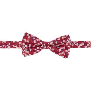 noeud papillon enfant liberty mitsi valeria rouge